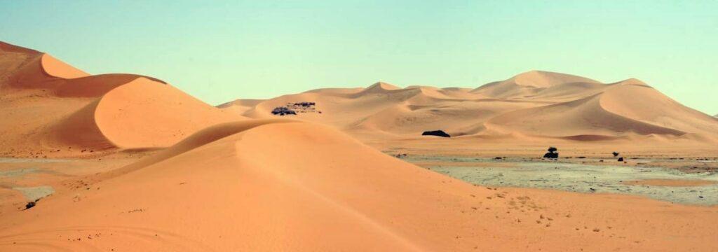 Sahara - cesta na nejkrásnější poušť světa