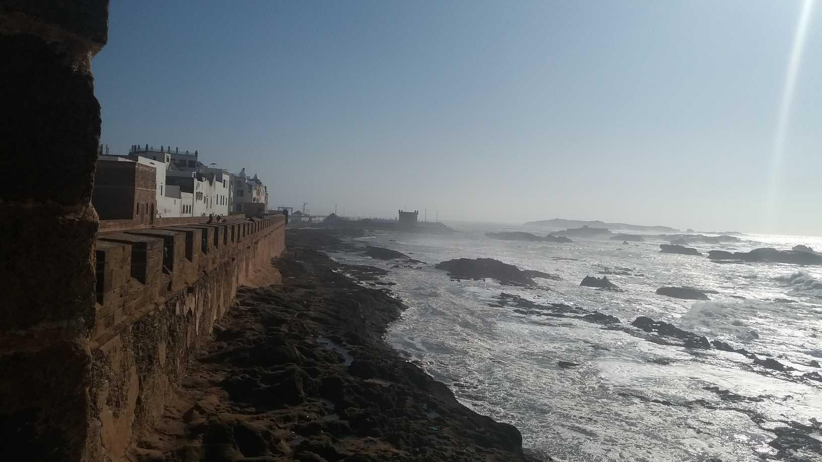 Primorske mesto Essaouira