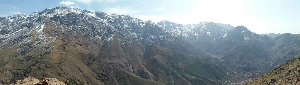 Horské údolí Imlil - výlet z Marakéše