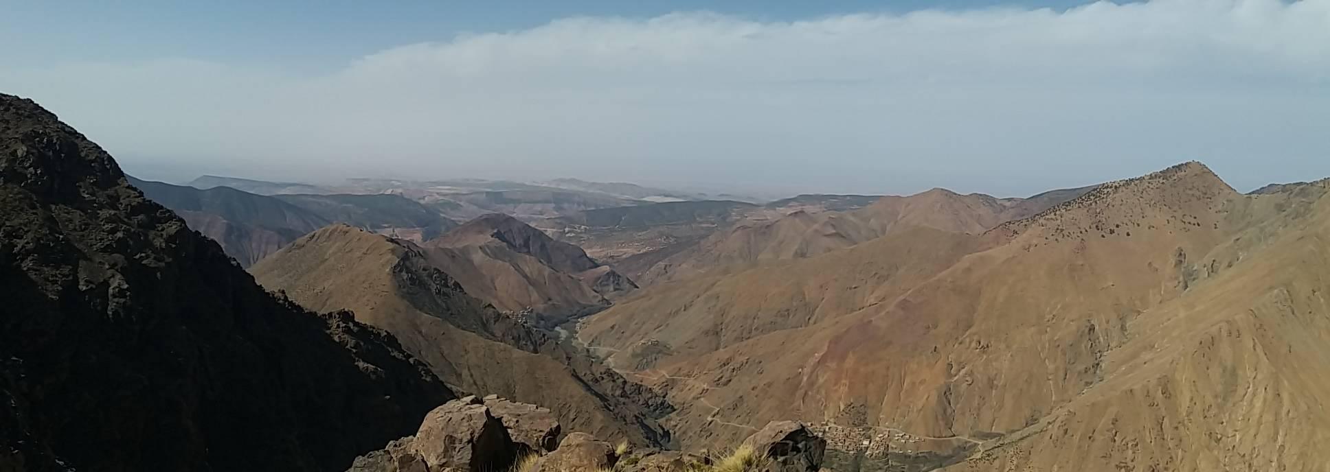 High Atlas - Marocco