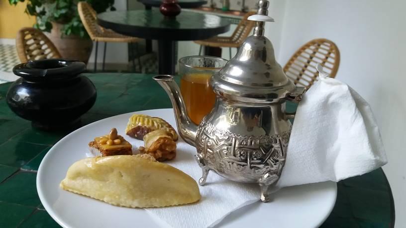 Cestování po Maroku