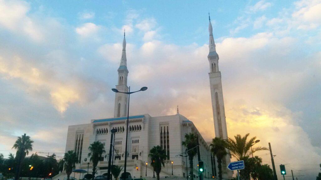 Hlavní mešita v Konstantinu