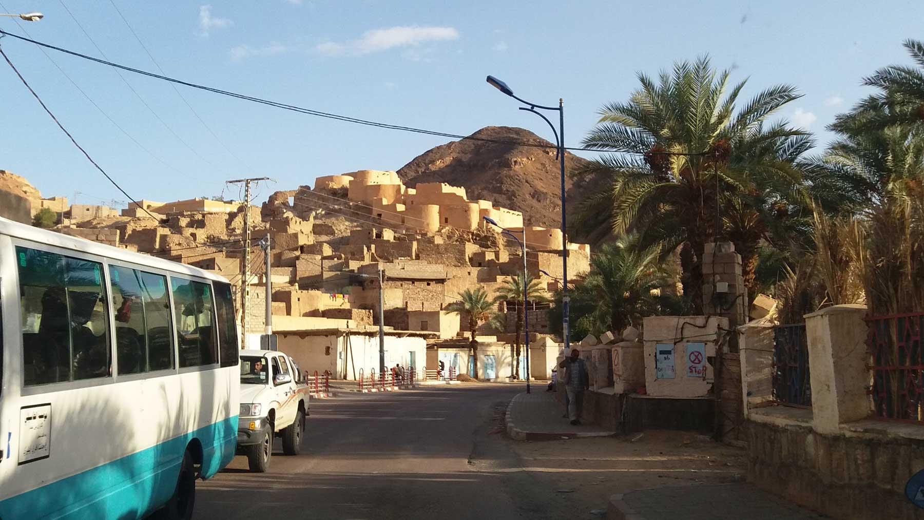 Djanet v Alžírsku