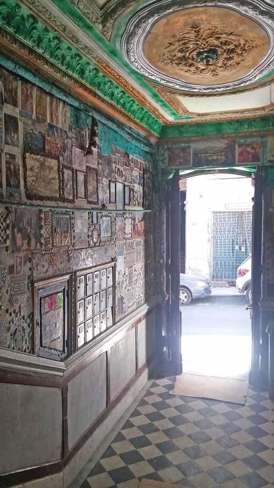 slavný dům v Alžíru