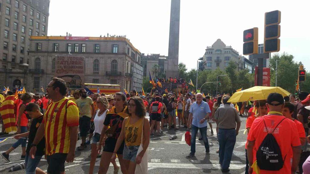 Katalánci - Barcelonský život