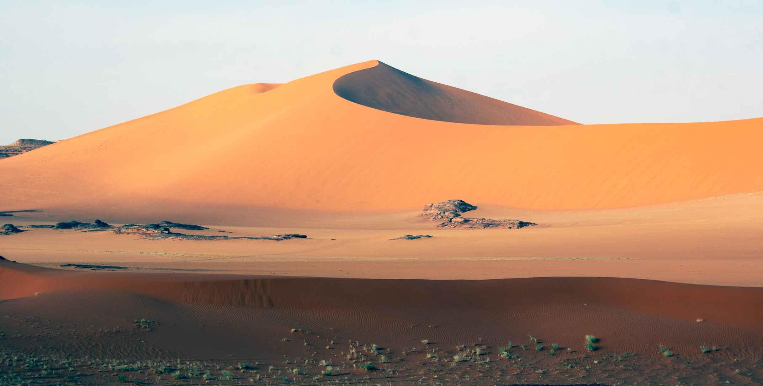 Sahara Tadrart cesta do nárovního parku