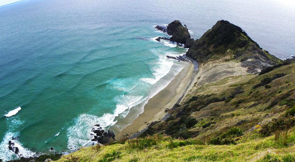 Cape Reinga - WHS Nový Zéland